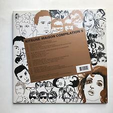 KITSUNE MAISON - VARIOUS COMPILATION 5 * LP VINYL * FREE P&P UK * KITSUNE LP0011
