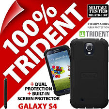 New Trident Cyclops Protective Case Rugged Armour Cover for Samsung Galaxy S4
