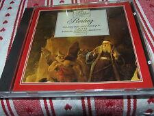 Berlioz: Symphonie Fantastique  OPUS 14 Jonel Perlea   CD