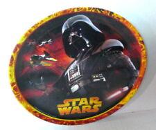 """Darth Vader Star Wars Childs Plate Zak Designs  8"""""""