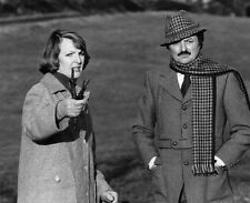 Penelope Keith & Peter Bowles 10 x 8 UNSIGNED photo - P1183 - To the Manor Born