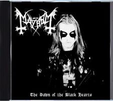 """MAYHEM """"Dawn of the Black Hearts"""" Black Metal Darkthrone Bathory"""