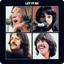 THE BEATLES - LET IT BE ALBUM COVER FRIDGE MAGNET