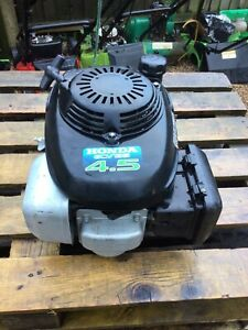 Honda GCV135 Engine Mountfield Laser Complete Running