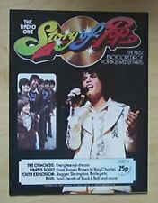 OSMONDS STORY OF POP NO.9 MAGAZINE 1974 - COLOUR COVER WITH MORE INSIDE UK