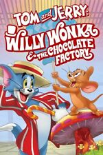 Tom and Jerry Willy Wonka & The Chocolate Factory - DVD Region 2