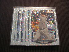 2013 BOWMAN SAN DIEGO PADRES SILVER ICE TEAM SET 7 CARDS VERY TOUGH