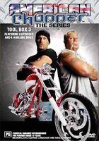 American Chopper : Collection 3 (DVD, 2005, 3-Disc Set) - Region 4