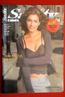 AMANDA PEET ON SEXY COVER RARE EXYUGO MAGAZINE