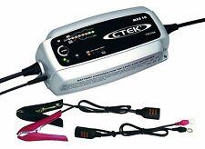 CTEK MXS10 12V 10A Chargeur de batterie professionnel 56-708