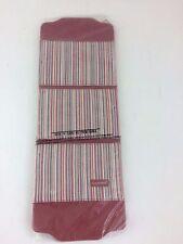 Longaberger 3 Wall Pocket Wall Hanging Market Stripe Nip