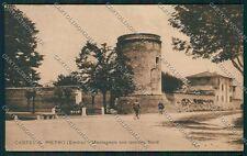 Bologna Castel San Pietro cartolina QQ9317