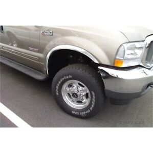 Putco 97216 Fender Trim, Stainless For 99-07 Ford F-250 Super Duty NEW