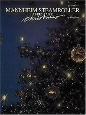 Mannheim Steamroller A Fresh Aire Christmas Piano Solo 1988-ExLibrary