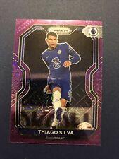 Thiago Silva prizm purple mojo Chelsea FC 2020-2021 #24