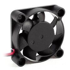 40mm 4cm 2 Pin 7 Blades Computer Chipset Cooling Fan DC 24V BT U2O3