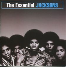 The Essential Jacksons by The jacksons (CD, 2004, Epic)