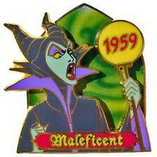 Disney Maleficent 1959 Jds Japan Pin/Pins