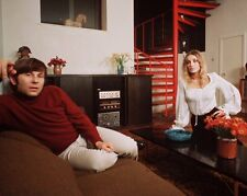 Sharon Tate and Roman Polanski 8x10 Photo 03