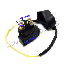 12V Start Solenoid Relay GY6 Moped Scooter Buggy 50cc-250cc ATV Quad Dirt Bike