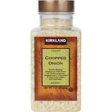 Kirkland Signature Chopped Onion 332g Made in USA, New and Sealed