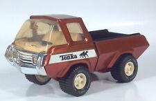 "Vintage Tonka Horse Farm Stable Truck 8.5"" Pressed Steel Scale Model Metal Flake"