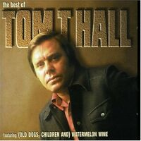 Tom T. Hall, Tom. Hall T - Best of [New CD]