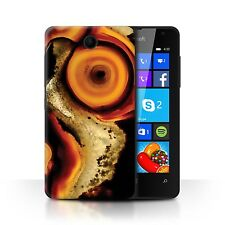 STUFF4 Phone Case for Microsoft Lumia Smartphone/Modern Vibrant/Protective Cover