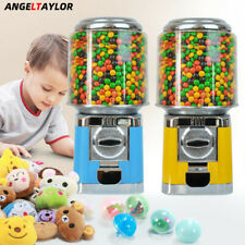 Bulk Vending Gumball Candy Machine Countertop Treat Dispenser All Metal 16 New