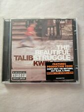 TALIB KWELI - THE BEAUTIFUL STRUGGLE  CD  13 TRACKS HIP HOP / RAP