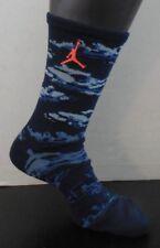 Nike hombre Jordan Jumpman Cloud azul camuflaje con calcetines talla grande 8-12