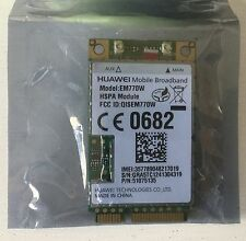 New Huawei EM770W - 3G/GPS/HSPA/WCDMA Mini PCI Express Card Wireless Module