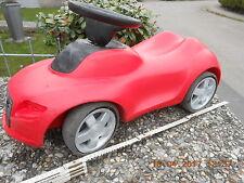 Rutscherauto Lauflernhilfe Bobby Car Auto Union Audi Version rot
