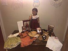 RETIRED  American Girl Josefina Huge Lot  Doll, Doll Nina, Outfits, Books