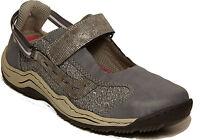 Rieker Sneaker Schnürschuhe Hertha Leder rot L0310 34 39