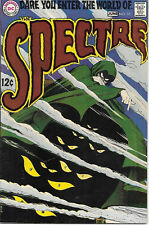 The Spectre! Comic Book #10, DC Comics 1969 FINE/FINE+