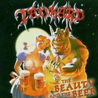 "TANKARD ""THE BEAUTY AND THE BEER"" CD NEUWARE!!!!!!!!!!"