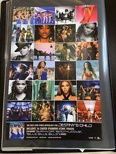 Destiny's Child Promo Poster