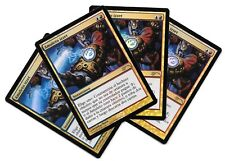 4 AMULETO IZZET FOIL PROMO DCI Return To Ravnica Magic Izzet Charm x4 MTG