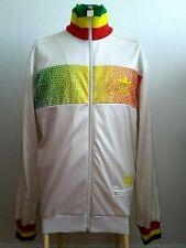 Adidas Rasta Jamaica Chile Bright Rare Retro Vintage Track Jacket M / Bob Marley