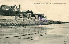 Carte SAINT PALAIS SUR MER Le Bureau La Pointe St Pierre