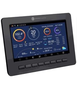 Ambient Weather WS-2000-CONSOLE Console Only, Compatible with WS-2000, WS-1900