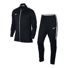 "Mens Nike Academy Pants Trousers Bottoms Training Black Large 32"" Waist Fe29"