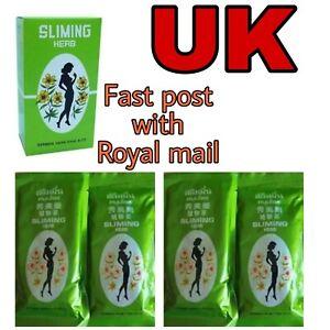 GERMAN SLIMING HERB Green TEA ++ 40 Tea Bags  Slimming Weight Loss Cheapest