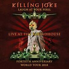 Killing Joke - Laugh At Your Peril - Live At the Roundhouse (2cd) - Double CD
