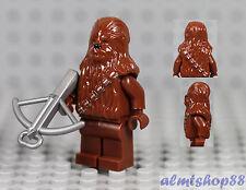 LEGO Star Wars - Chewbacca w/ Crossbow Minifigure 6212 10188 7879 9516 8038