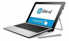 """HP Elite x2 1012 G1 WiFi 2-in-1 m7-6y75 8GB 512GB SSD 12"""" 1920x1280 Stylus A"""