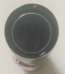 Wet N Wild Megalast Black Lip Color Eerie Onyx #1230233 SEALED Dark Black Sexy