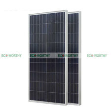 300W 12V Solar Panel off Grid for Camping Yacht Caravan Battery RV Charge