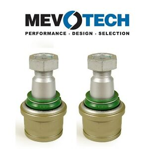 For Ford F-250 F-350 Pair Set of 2 Front Lower Improved Design Ball Joints